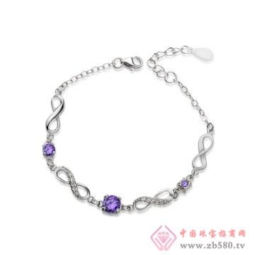 顺银堂-银饰手链01