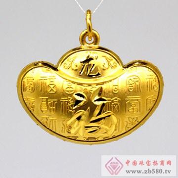 梦六福黄金首饰5