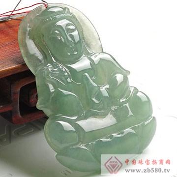 忆千年-翡翠挂件04