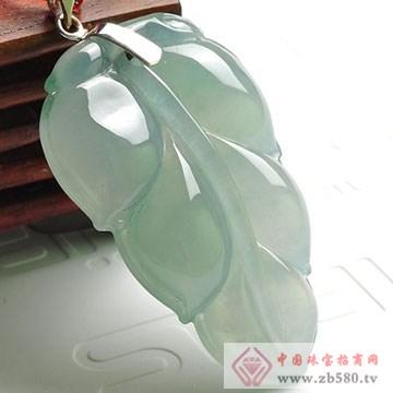 忆千年-翡翠挂件10