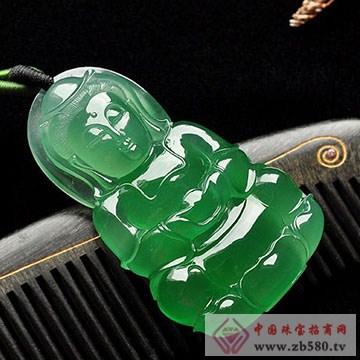 国玉坊-翡翠挂件01