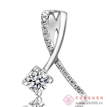 奥卡珠宝-钻石吊坠01