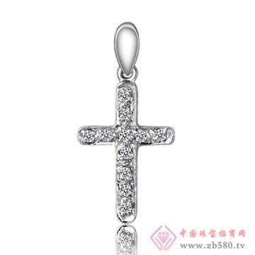 奥卡珠宝-钻石吊坠02