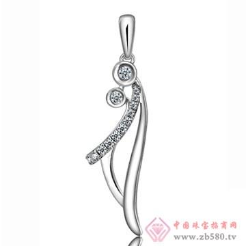 奥卡珠宝-钻石吊坠04