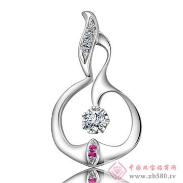 奥卡珠宝-钻石吊坠06