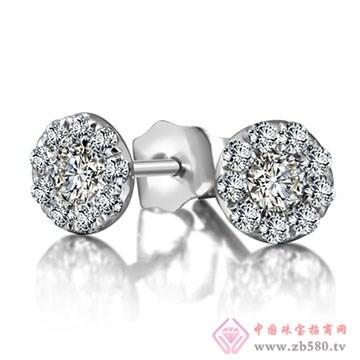 奥卡珠宝-钻石耳饰03