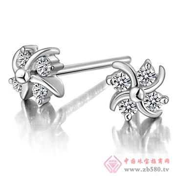 奥卡珠宝-钻石耳饰05
