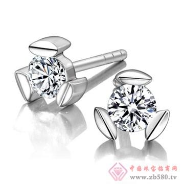奥卡珠宝-钻石耳饰06