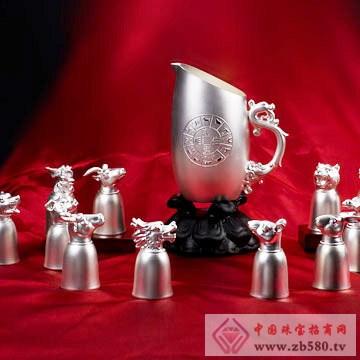 徐福金-银饰酒具
