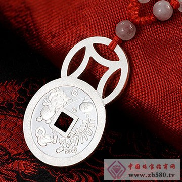 徐福金-银饰挂件