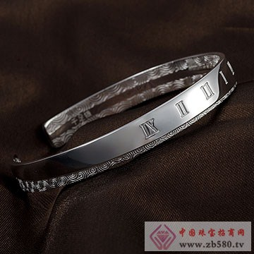 徐福金-纯银手镯04