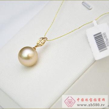 润和珍珠-珍珠项坠09