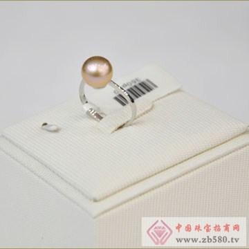 润和珍珠-珍珠戒指01