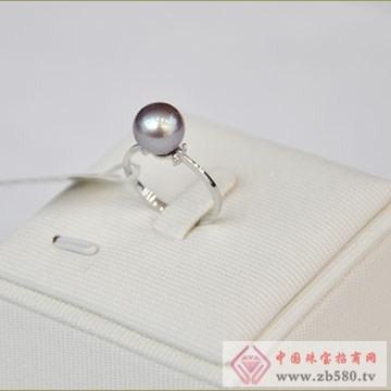 润和珍珠-珍珠戒指02