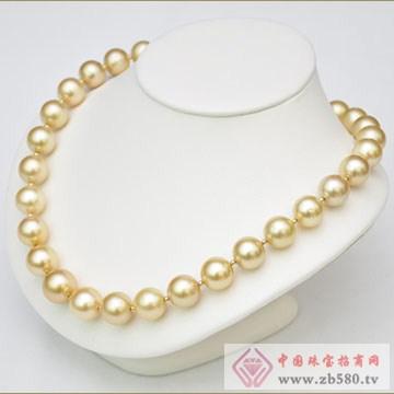 润和珍珠-珍珠项链01