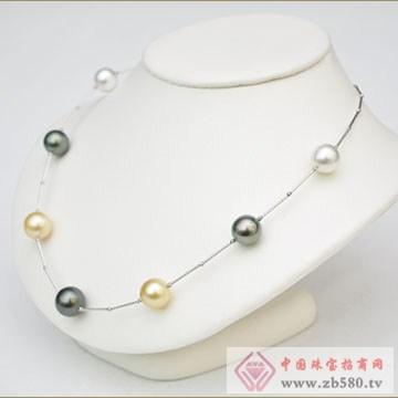 润和珍珠-珍珠项链02