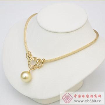 润和珍珠-珍珠项坠01