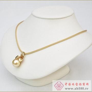 润和珍珠-珍珠项坠02