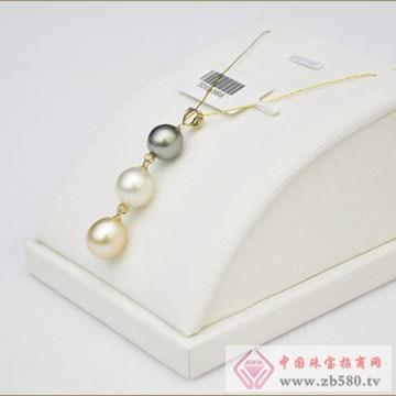 润和珍珠-珍珠项坠07