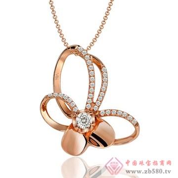 完美典范钻石-钻石吊坠01