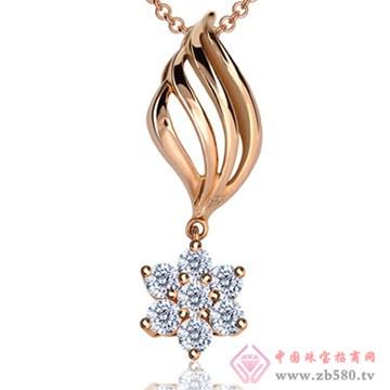 完美典范钻石-钻石吊坠02
