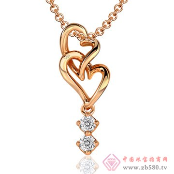 完美典范钻石-钻石吊坠04