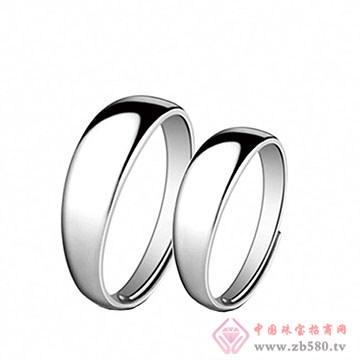 百岁坊-纯银戒指