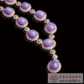 女娲珠宝--翡翠项链