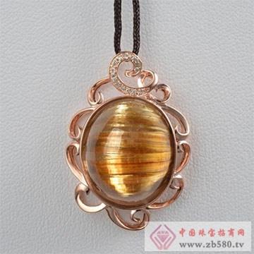昇和珠宝-彩宝吊坠01