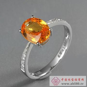 昇和珠宝-彩宝戒指01