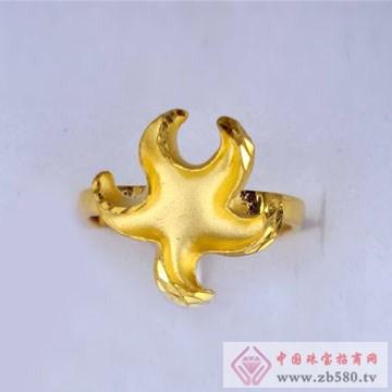 金卓缘珠宝-黄金戒指