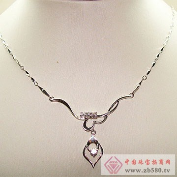 金卓缘珠宝-钻石项链10
