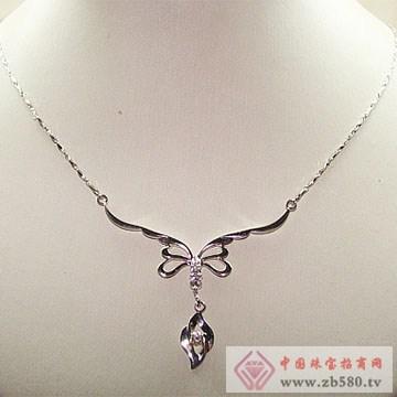 金卓缘珠宝-钻石项链13