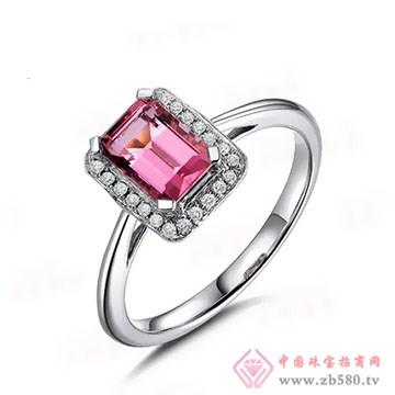 金禄福珠宝-彩宝戒指01