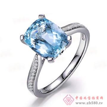 金禄福珠宝-彩宝戒指03