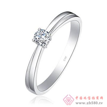 金禄福珠宝-钻石戒指13