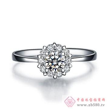 金禄福珠宝-钻石戒指01