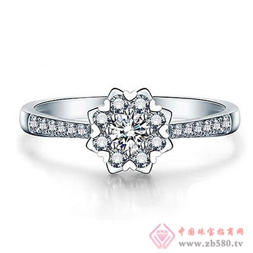 金禄福珠宝-钻石戒指02