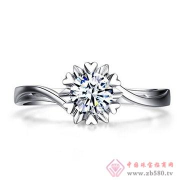 金禄福珠宝-钻石戒指03