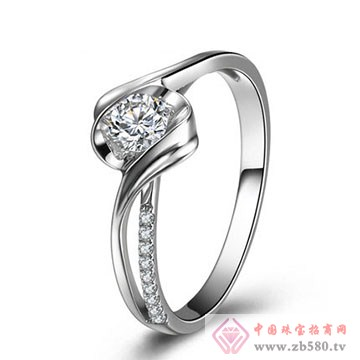 周佳福珠宝-钻石戒指3
