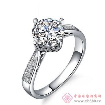 周佳福珠宝-钻石戒指11