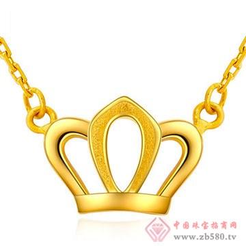 周佳福珠宝-黄金吊坠4