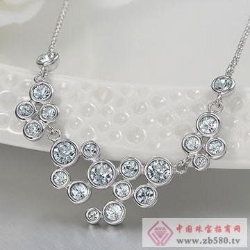 罗拉娜-施华洛世奇水晶项链04