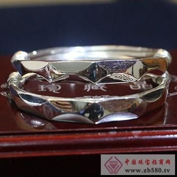 林凤祥-925银手镯05