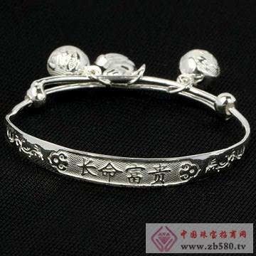 林凤祥-925银手镯06