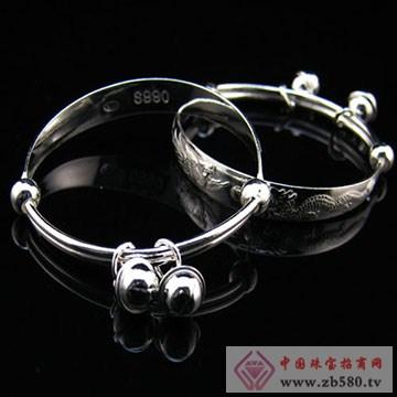 林凤祥-925银手镯07