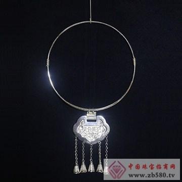 林凤祥-925银项圈01