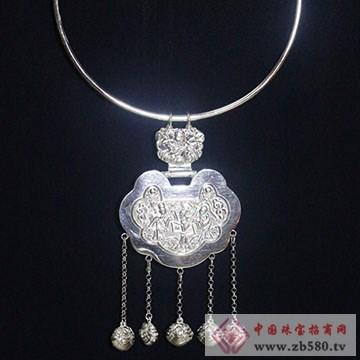 林凤祥-925银项圈02