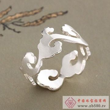 林凤祥-925银戒指
