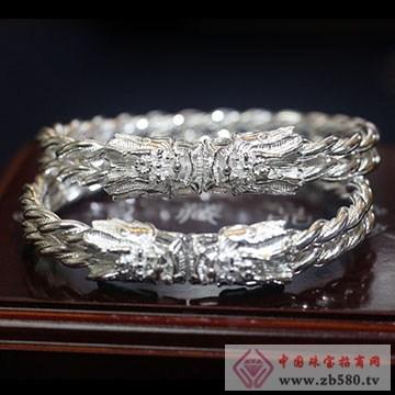 林凤祥-925银手镯01